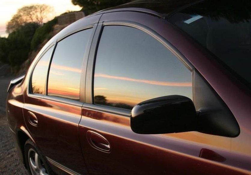 Как сделать правильную тонировку стекол автомобиля