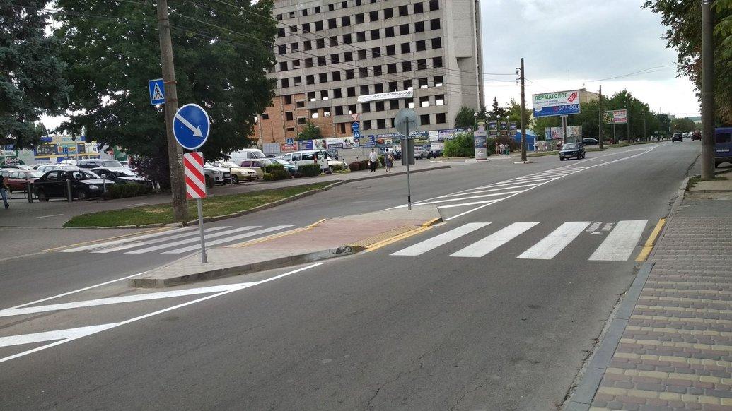 Як у Вінниці досягли найбільшого зниження аварійності в ДТП