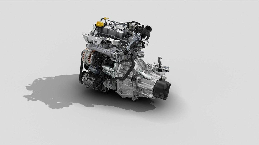 Duster може отримати літровий двигун