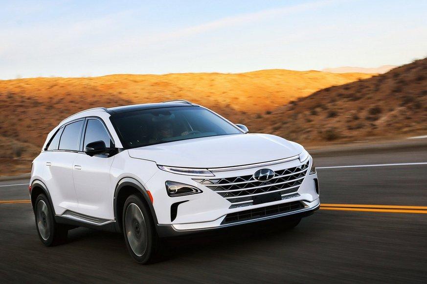 Hyundai Nexo став першим водневим електрокаром, що пройшов американські краш-тести