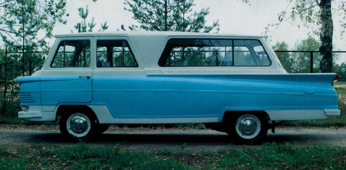 "Мікроавтобус ""Старт"": українське авто, яке випередило час"