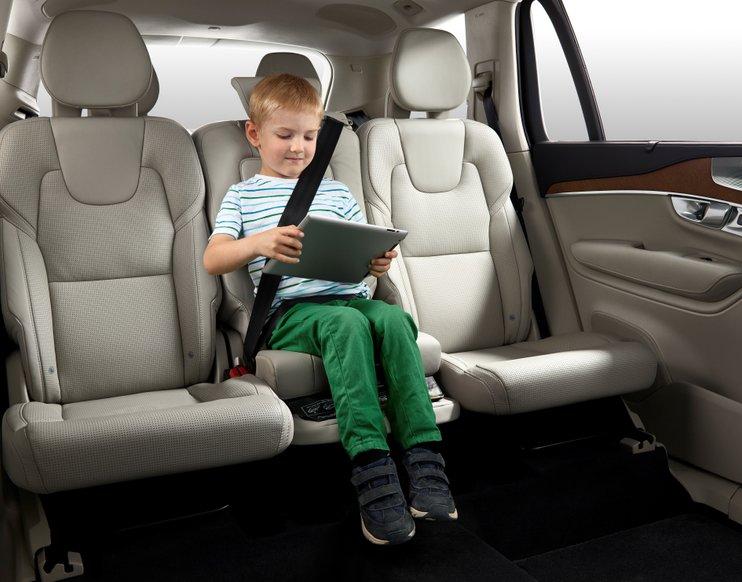 5 помилок при перевезенні дітей в автомобілі