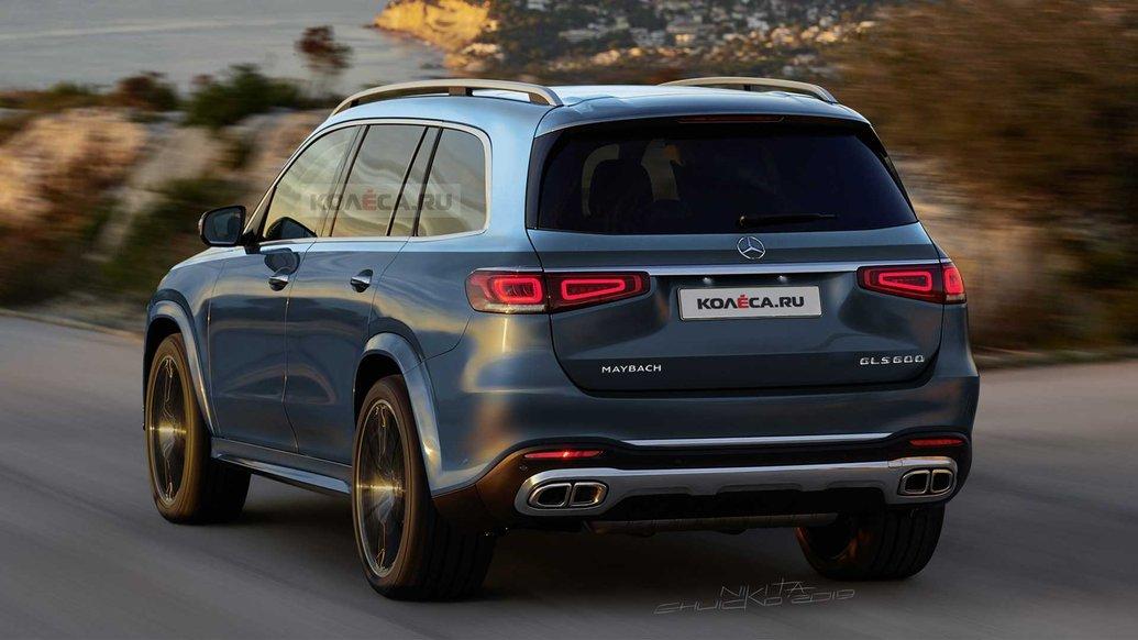 Прем'єра позашляховика Mercedes-Maybach GLS невідворотно наближається