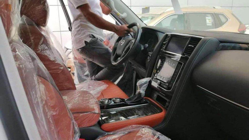 Шпигуни упіймали новий Nissan Patrol 2020 майже без камуфляжу