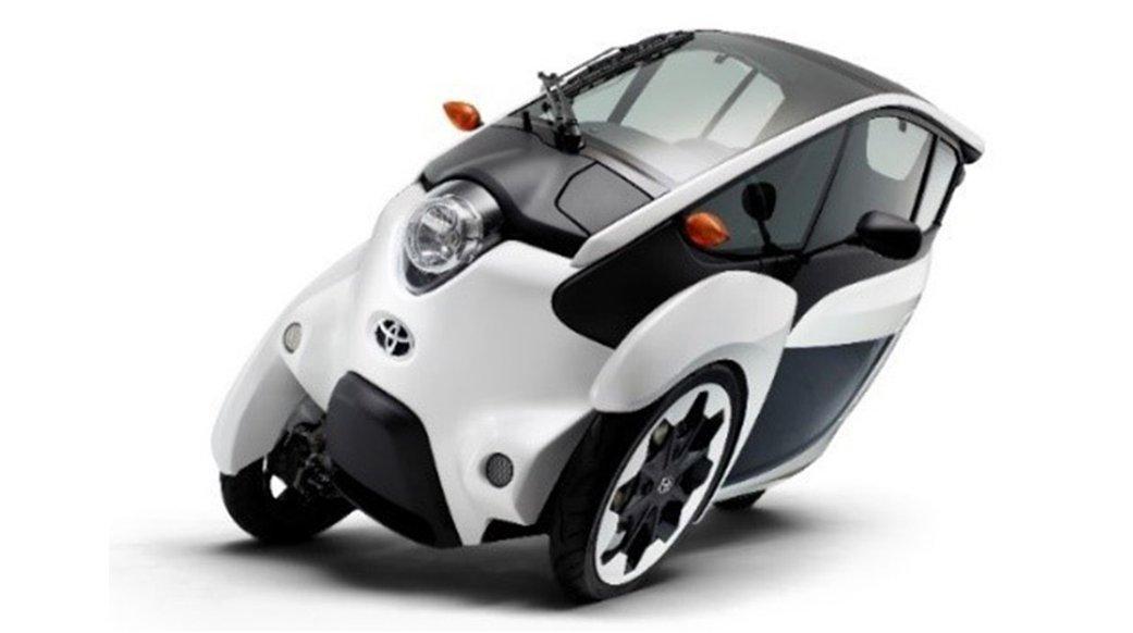 Toyota выпустит три крошечных электрокара, более тесных, чем первый Smart