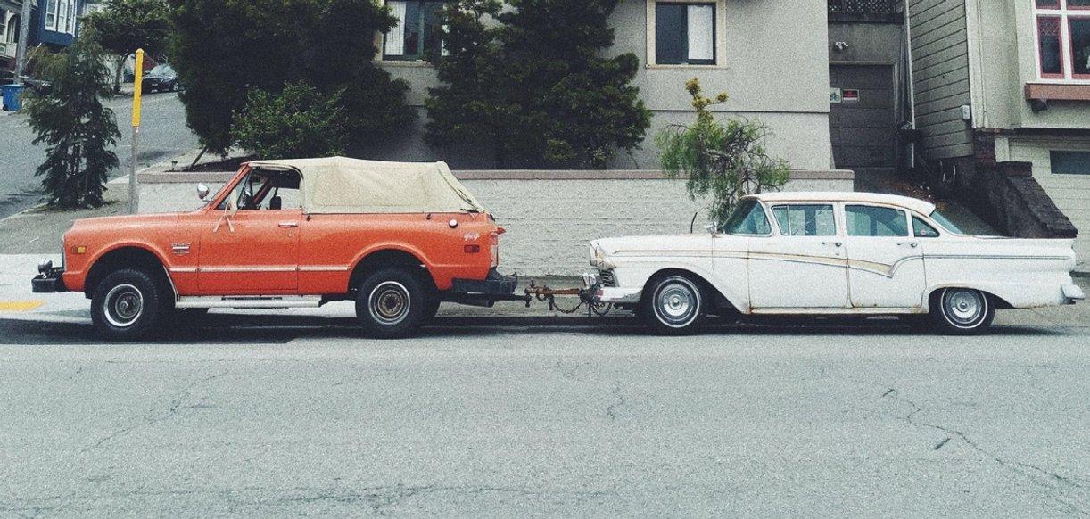 Як правильно буксирувати автомобіль