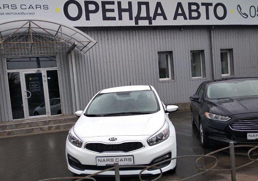 Прокат автомобілів в Києві: умови і ціни