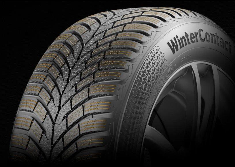 До наступної зими Continental пропонує шину для м'яких погодних умов