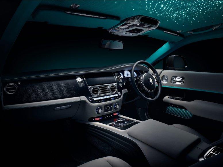 Rolls-Royce пропонує покупцям розгадати секретний код