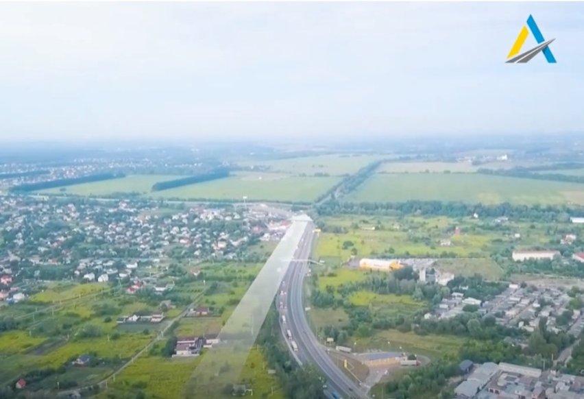 Укравтодор презентував черговий проект Київської обхідної дороги