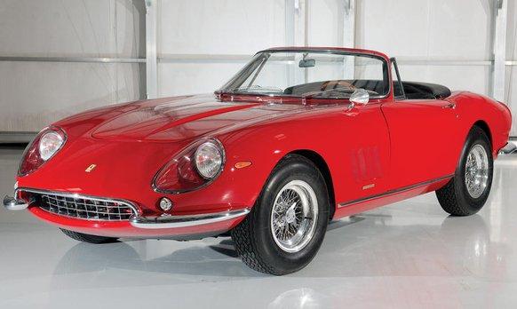 Ferrari 275 GTB / 4 S NART Spider