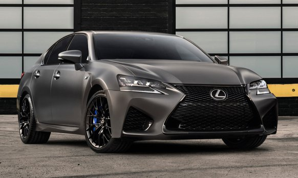 Lexus GS F 10th Аnniversary