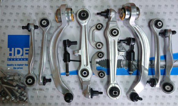 "Колишні ""євробляхи"": Audi A6 проти Skoda Octavia"