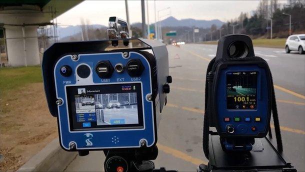 Поліція відновлює сертифікати TruCam та готується до контролю швидкості на дорогах
