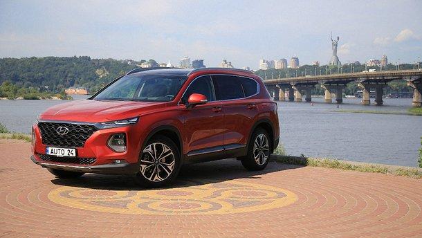 Тест-драйв Hyundai Santa Fe 2018: Ставка на ефект