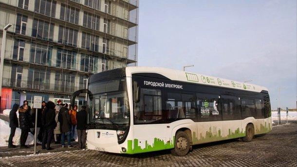 В Україні сертифікували перший електричний автобус