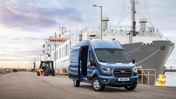 Компанія Ford офіційно представила новий Transit