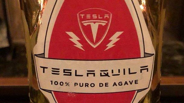 Teslaquila: текіла від Tesla