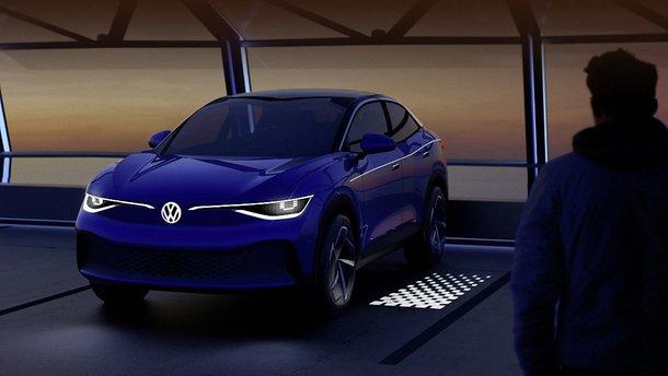 Volkswagen показал фары, способные рисовать на дороге