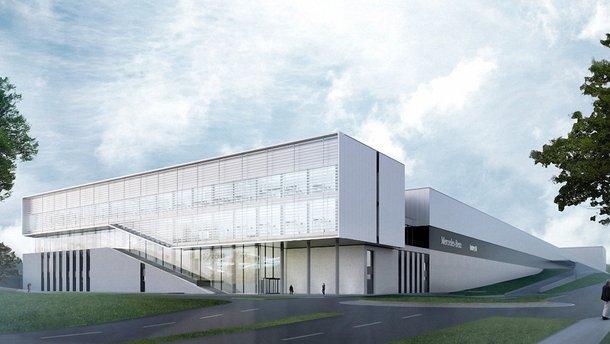 На заводі Mercedes Factory 56 навіть викрутка під'єднана до Wi-Fi (відео)