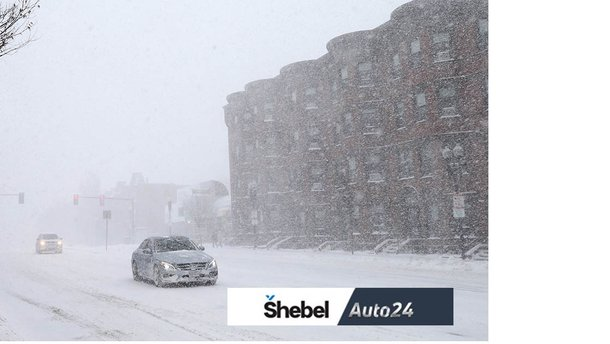Сніг і вітер: в чому небезпека їзди в заметіль
