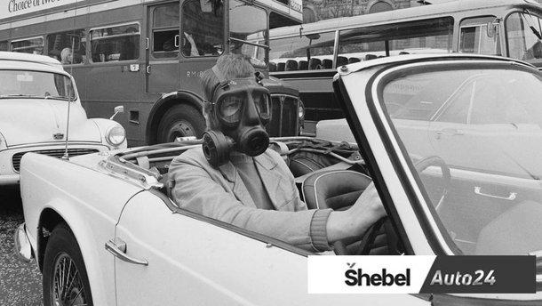 Вбивця-невидимка: як люди чадіють в машині