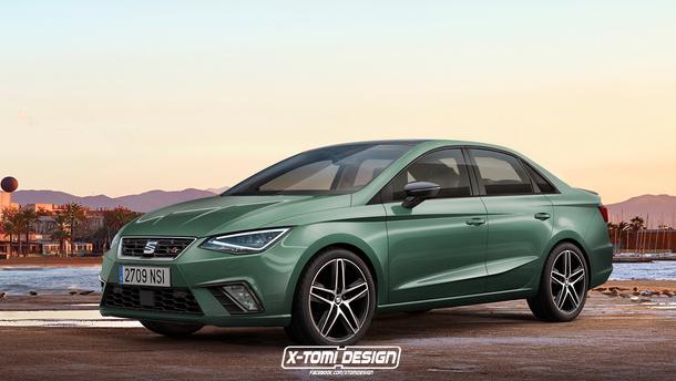 SEAT випустить Leon седан на заміну Toledo у 2020 році