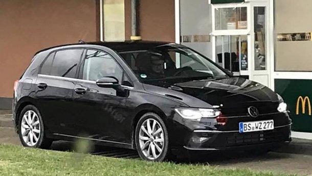 2020 Volkswagen Golf: фото 8 покоління моделі просочилось у Мережу