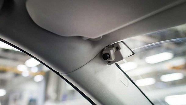 Volvo обладнуватиме свої авто камерами спостереження за водієм