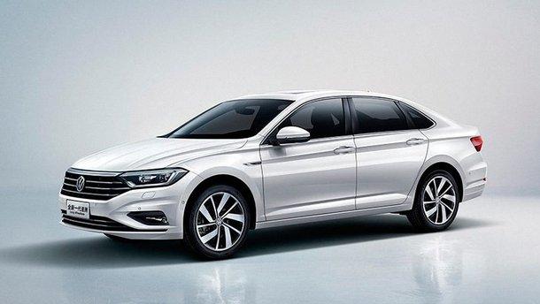 Volkswagen показав офіційні фото подовженої версії Jetta