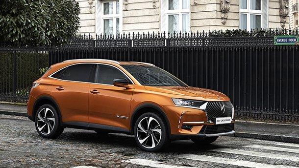 В Украине появился новый премиальный автомобильный бренд