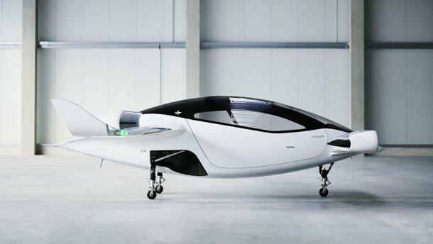 Електричний Lilium Jet поповнив ескадру літаючих таксі