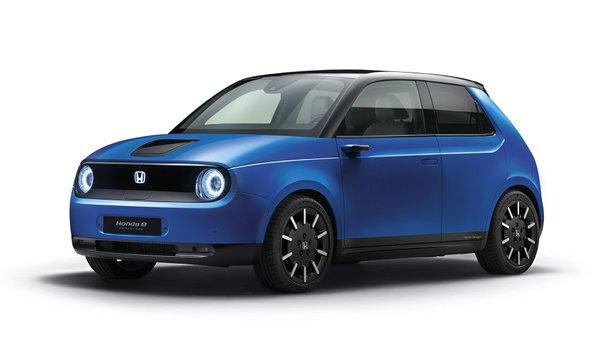 У Європі стартував прийом замовлень на електричний сітікар Honda E