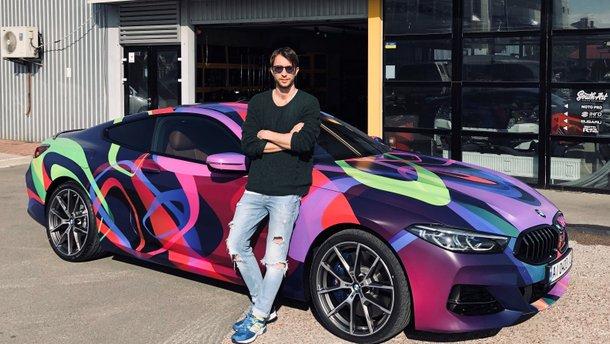 Українець відобразив суть нового дизайну BMW у своїй творчій роботі THE ESSENCE
