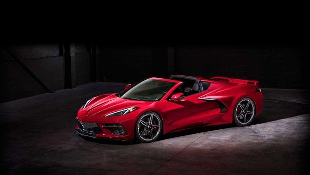 Цена Chevrolet Corvette С8 2020 оказалась ниже, чем ожидалось
