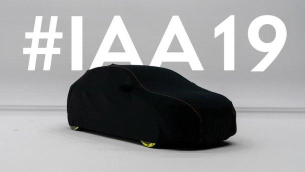 Opel интригует загадочным концептом электрокара