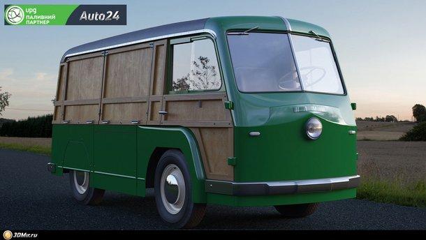 Перші в Україні електромобілі виготовили 68 років тому