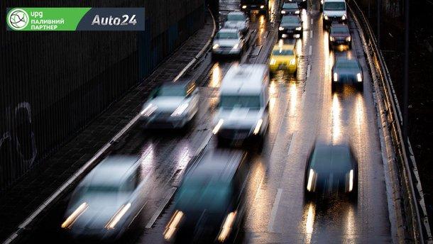 Осінь: чому в дощ трапляється ДТП
