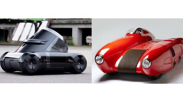 Погляньте на найбільш незвичайні, дивні, химерні та безглузді машини в цій величезній галереї