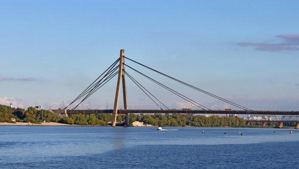 На выходные движение по Северному мосту ограничат