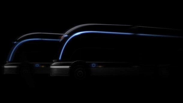 Hyundai HDC-6 Neptune: водородный электрогрузовик получит ретро-дизайн