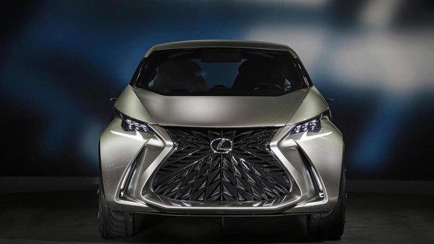 Lexus назвав дату прем'єри свого першого електрокара
