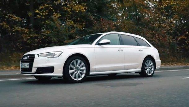 """Дизельна """"запальничка"""": відеоогляд вживаної Audi A6 Avant TDI"""