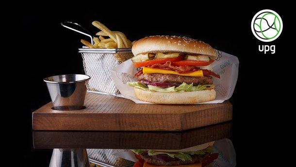 Смачні та справжні бургери – тепер на АЗС UPG