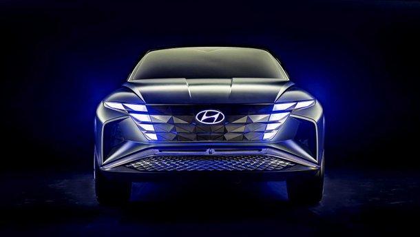 Hyundai показала передвісника наступного Tucson