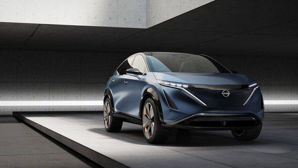 Автошоу в Токио: какую новую модель представила компания Nissan