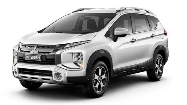 Mitsubishi показала гібрид кросовера і мінівена –Xpander Cross