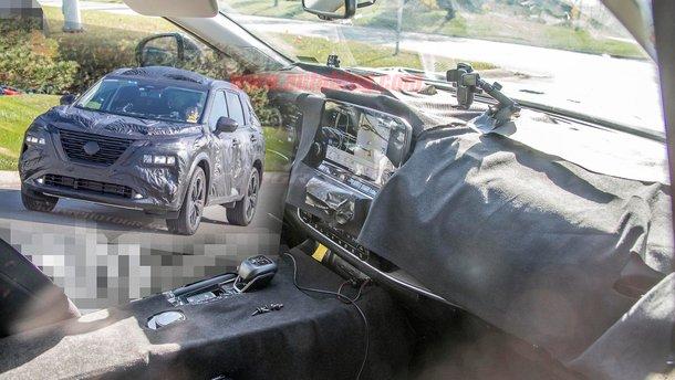 Новий Nissan X-Trail стане схожим на Nissan Juke