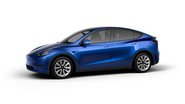 Оголошені результати офіційних замірів запасу ходу Tesla Model Y за циклом EPA