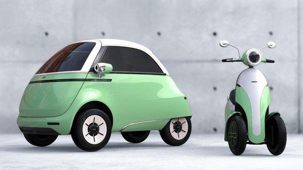 Microlino 2.0: реинкарнация BMW Isetta будет 200-километровым электрокаром за 12 тысяч евро